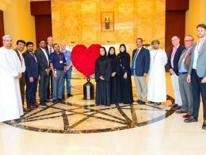 WWPC Project Cargo experts met in Muscat