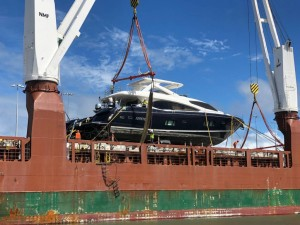 XLP member, Trans Pacific Projects Pty. Ltd. Delivers a Super Yacht