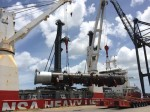 Major project for IPS; 515 ton converter consignment to Trinidad & Tobago