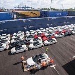 German car manufacturers take the fast train to China