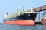 Richardson Loads First Vessel of the Season at Port of Churchill