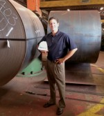 Harsco's Bell parlays sales experience into shaping steel transport practices