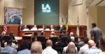 Port truck congestion the focus of Los Angeles FMC hearing