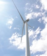 Corporations embrace wind power