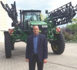 As machines get bigger, Panjwani sees to it that nothing runs like a Deere supply chain