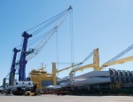 Pacific Northwest seaports prepared for wind energy shipments