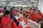 Stretching garment sourcing