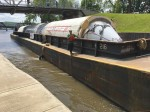 An improbable voyage from Ningbo to Rochester…via Erie Canal