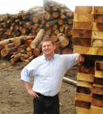 Turman's transportation-based approach puts firm at cutting edge of forest products industry