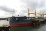 Port of Vancouver USA welcomes August Oldendorff on her maiden voyage