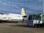 Antonov and Bertling ship over-dimensional transformers from Portugal to Argentina