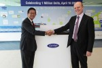 Carrier Transicold Celebrates Sale of 1 Millionth Container Refrigeration Unit