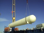 Argosy Transportation Group moves huge LPG tanks