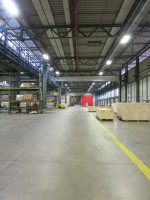 FCS Cargo Terminal at Frankfurt Airport implements innovative LED lighting technology