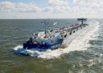 New success for Europe in cleaner inland navigation