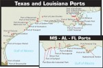 Business and trade in the Gulf ports looks promising, but with a few caveats