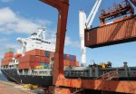 Trial container ship call to Nanaimo provides options for island exporters