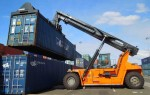ICTSI adds muscle to Manila, Subic operations with new generation reach stackers