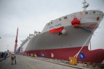 OOCL Taipei christened in Shanghai