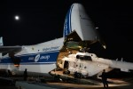 Volga-Dnepr delivers helicopters for emergency UN mission to fight Ebola