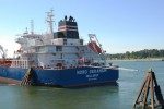 Port of Vancouver USA welcomes the Nord Geranium on her maiden voyage to the US