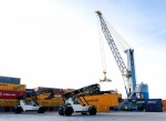 Terex Port Solutions Wins Follow-Up Order For Second Model 5 Mobile Harbour Crane For German Port