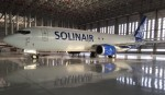 Volga-Dnepr Gulf completes first a-check in Sharjah on a Boeing 737CL