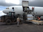 CEVA airlifts supplies to West Africa for Ebola response