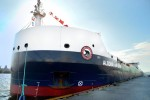 Algoma Central Corporation Christens Environmentally Advanced Vessel in the Great Lakes