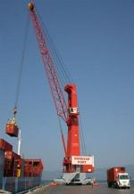 Successful year end for Terex® Gottwald mobile harbour cranes
