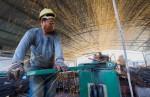 Global steel market coming back