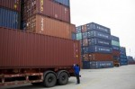 Asia-Europe container freight rates fell 6.6 percent last week