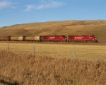 Canadian railways falling short in moving grain