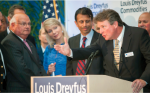 Louis Dreyfus Commodities dedicates export grain hub at Baton Rouge port