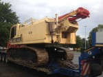 Alexander Global Logistics transports Liebherr Crane to Georgia