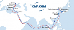 CMA CGM LITANI enters the CMA CGM fleet