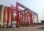 Konecranes to supply 15 RTGS to three Bolloré Group container terminals in West Africa