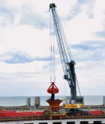 Liebherr mobile harbor cranes head for record year