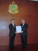 MOL Logistics subsidiary in Hong Kong earns AEO Tier 2 Accreditation