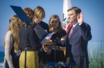 Port of San Diego Swears In New 2015 Chairman of the Board