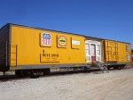 Union Pacific Railroad Converts Boxcar into Mobile Classroom for Emergency Responder Training