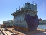 TOTE, Saltchuk enter next phase of construction on Marlin Class vessels