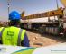 Al Nahrain move CAT excavator from Jordan to Saudi Arabia