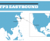 Maersk Line's new product offering from Asia to the US Pacific Southwest (TP3) and updates to existing TP7 product