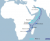 CMA CGM Indian Sub-continent & Middle East to East Africa service enhancement