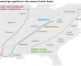 Natural gas pipeline capacity to South Central region and export markets increase in 2018