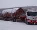 Hacklin Logistics Deliver Through Heavy Snow