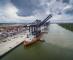 New cranes arrive at Port Houston's Bayport Terminal