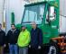 Sonwil deploys Orange EV electric yard truck to Buffalo, NY DC