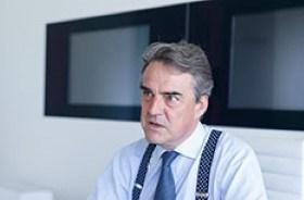 IATA Chief Executive Officer Alexandre de Juniac